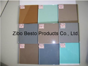 Clear/Tinted (blue, bronze, grey) Flat/Plate/Float Building Glass Sheet/3mm, 4mm, 6mm, 8mm, 10mm, 12mm, 19mm pictures & photos
