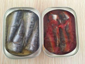 125g Sardine in Tomato Sauce in Vegetable Oil