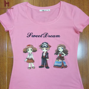 Dark Inkjet Heat Transfer T Shirt Cotton Paper for 100% Cotton Fabric pictures & photos