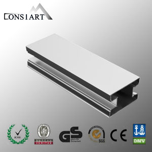 Aluminium Extrusion Profile for Doors & Windows pictures & photos