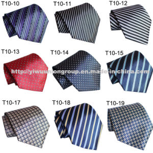 Brand New Fashion Stock Polyester Ties (NECKT04)