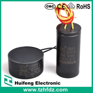Cbb60 Special Type Capacitor pictures & photos