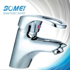Chrome Wash Brass Body Basin Mixer (BM51203) pictures & photos