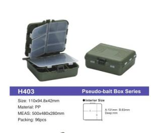 Fishing Tackle Box H403 pictures & photos