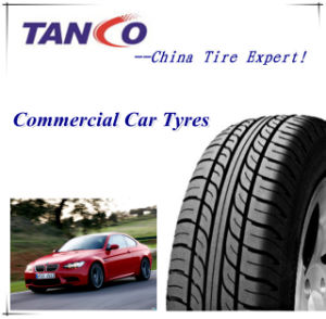 Car Tyre with ECE, E4, Emark, CE Certifiate (175/65R14)