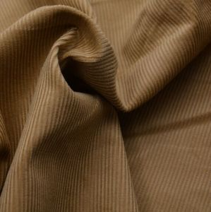 14 Wales Cotton Spandex Stretch Corduroy Fabric pictures & photos