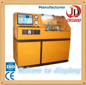 Jd-Crs600 Common Rail System Diesel Fuel Pump and Injector Test Bench