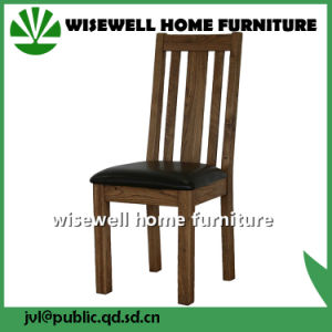Solid Wod Chair for Dining Room pictures & photos