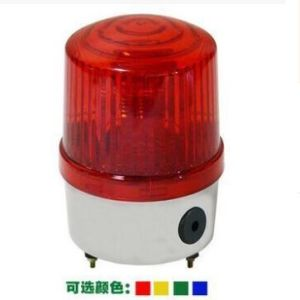 Red LED Strobe Light with Siren for Police and Traffic (LTE-5121J) pictures & photos