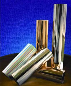 Shiny Golden Metalized Paper pictures & photos