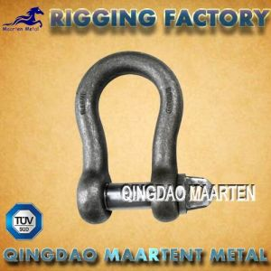 Forging Large Anchor Bow BS3032 Shackle pictures & photos