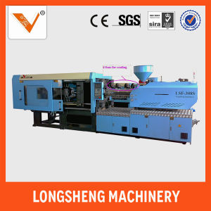 Plastic Food Container Plastic Injection Machine (LSF-528) pictures & photos