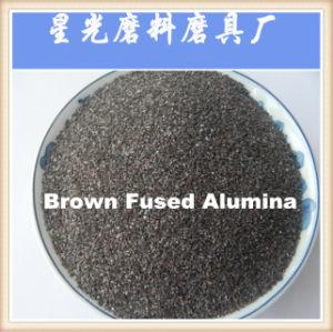 Sandblasting Abrasive Brown Fused Alumina (BFA) pictures & photos