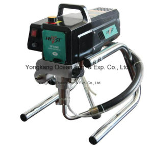 Electric Airless Paint Sprayer Piston Pump Spt260A pictures & photos