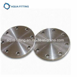 Stainless Steel Blind Flange Flat Steel DIN2527 pictures & photos