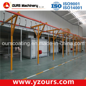 Energy-Saving Drying Oven for Powder Coating Line pictures & photos