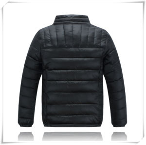 Quilted Down Puffer Jacket Down Jacket pictures & photos