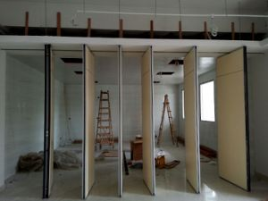 Movable Partition Walls for Space separation /Lounge/Conference Hall/Meeting Room/Multi-Purpose Hall pictures & photos