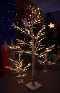 Snow Tree Light with LED for Decoration Light Il1223 pictures & photos