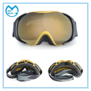 UV 400 PC Protective Glasses Snowboarding Eyewear for Adult pictures & photos