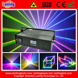 4W RGB DJ Disco Stage Event Light Animation Laser pictures & photos