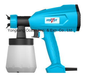 350W HVLP Hand Held Spray Gun Hh12A pictures & photos