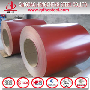 PPGI Color Coated Prepainted Galvanized Steel Sheet Coil pictures & photos