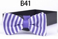 New Design Fashion Men′s Knitted Bowtie (B41) pictures & photos