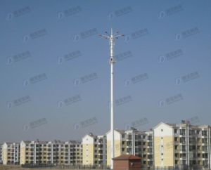 35m Steel Landscape Tower with Lighting Function