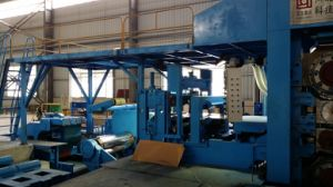550mm Tension Leveling Machine