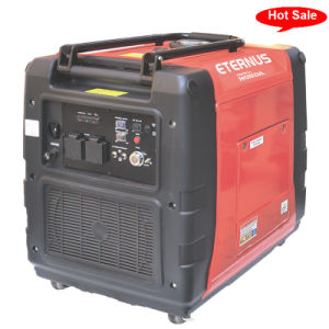 Made in China Gasoline Honda Generator 220V (SF5600) pictures & photos