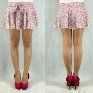 Fashion Skirt with Elastic (Q1303)