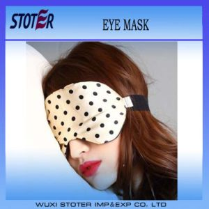 2015 Wholesale New Style High Quality 3D Funny Cotton Sleeping Customize Eye Mask pictures & photos