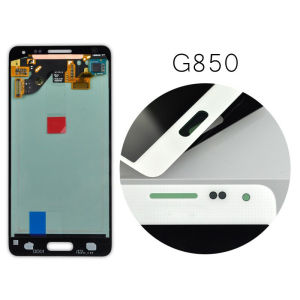 OEM Mobile Touch Screen for Samsung Galaxy Alpha G850 Grey and White
