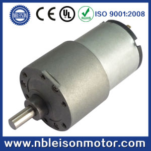 24V High Torque Small Electric Gear Motors pictures & photos