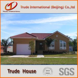 Light Steel Frame Mobile/Modular/Prefab/Prefabricated Easy Installation House pictures & photos