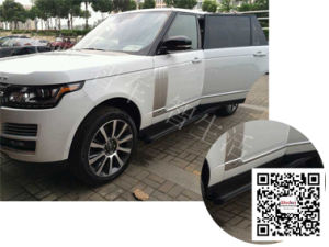 Range Rover Power Pedal From Woden with Two Years Warranty pictures & photos