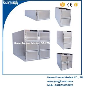 Hospital Six Body Mortuary Refrigerator for Sales pictures & photos