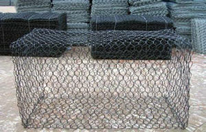 Side Slope Protection Heavy Hexagonal Gabion Boxes Wire Mesh pictures & photos