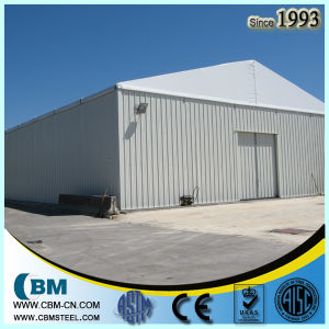 Cbm High Strength Prefabricated Steel Structure Warehouse