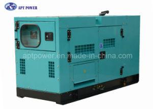 60Hz 3 Phase 4 Wire Power Plant Cummins Diesel Generator Set pictures & photos