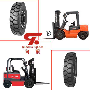 Pneumatic Forklift Tires for Agricultural machinery pictures & photos