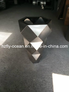 New Fashion Style Stainless Steel Flower Pot pictures & photos