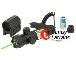 Green Laser Sight/Green Laser Aimer/Green Laser Pointer Cl20-0004 pictures & photos