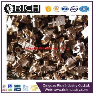 Textile Machine Connector/Valve Media Body/Valve Part/Brass Spare Parts, Brass Turning Parts, Hardware/ Stainless Steel Valve Part/CNC Machining/Auto Part pictures & photos