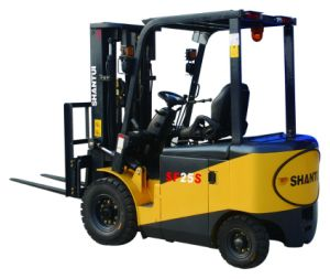 Shantui Electric Forklift Truck 2.5 Ton DC Motor pictures & photos