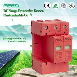 3p 20ka-40ka 1000V DC Surge Protector pictures & photos