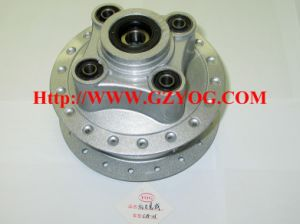 Yog Motorcycle Spare Parts Rear Wheel Hub Complete Damper Bearing Oil Seal Bushing Cg125 pictures & photos