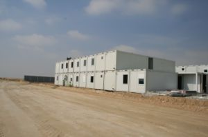 Prefabricated Dwelling for Dormitory/Office/School/Hotel pictures & photos