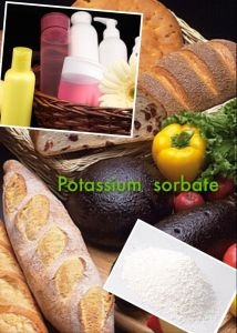Preservative CAS: 24634-61-5 Potassium Sorbate pictures & photos